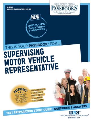 Supervising Motor Vehicle Representative