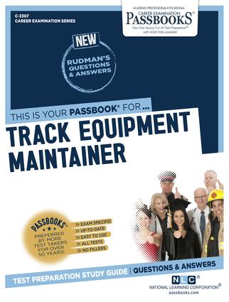 Track Equipment Maintainer
