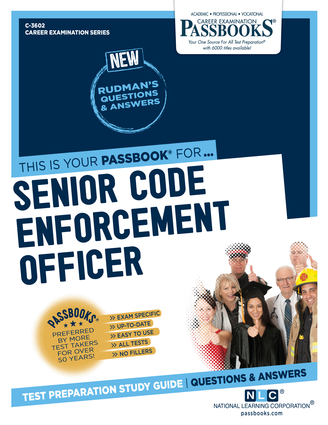 Senior Code Enforcement Officer