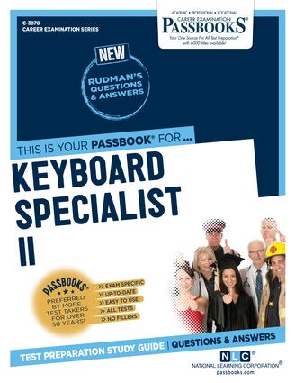 Keyboard Specialist II