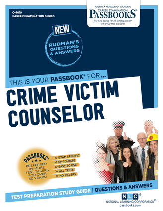 Crime Victim Counselor