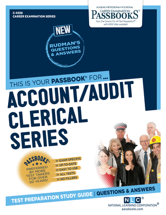 Account/Audit Clerical Series