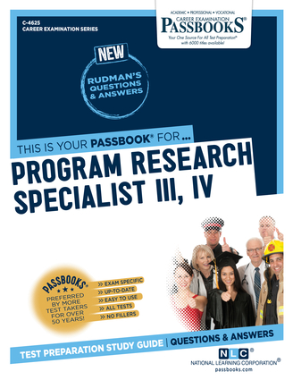 Program Research Specialist III/IV