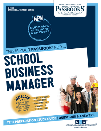 School Business Manager