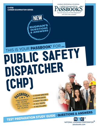 Public Safety Dispatcher (California Highway Patrol)