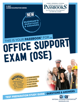 Office Support Exam (OSE)
