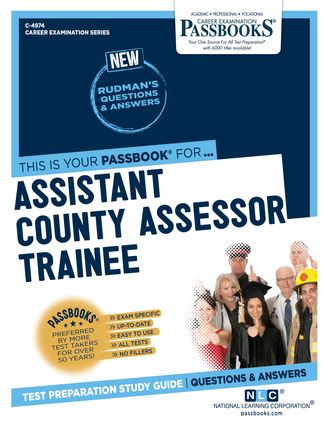Assistant County Assessor Trainee