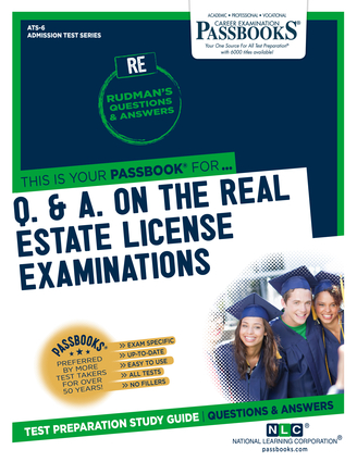 Q. & A. on the Real Estate License Examinations (RE)