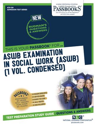ASWB Examination In Social Work (ASWB) (1 Vol.)