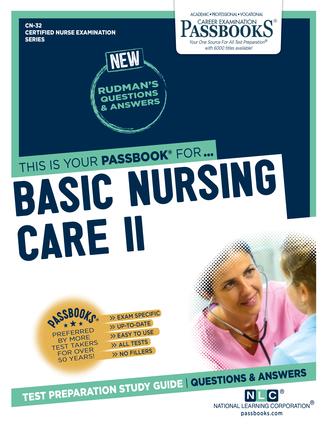 Basic Nursing Care II