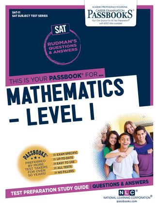 SAT Mathematics – Level I