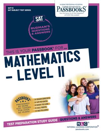 SAT Mathematics – Level II