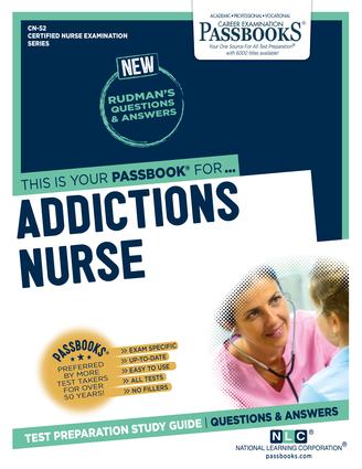 Addictions Nurse
