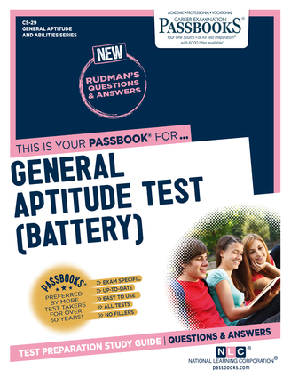 General Aptitude Test (Battery)