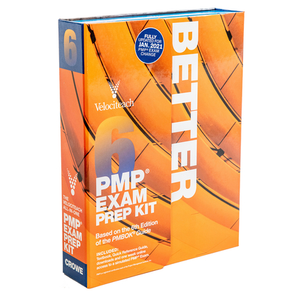 All-in-One PMP Exam Prep Kit 6th Edition Plus Agile