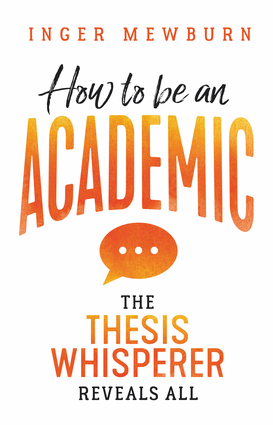 How to Be an Academic