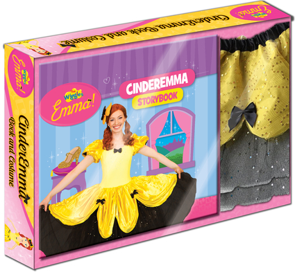 The Wiggles Emma!: CinderEmma Book and Costume