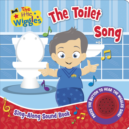 The Little Wiggles: The Toilet Song