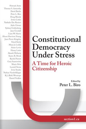 Constitutional Democracy Under Stress