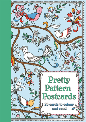 Pretty Pattern Postcards
