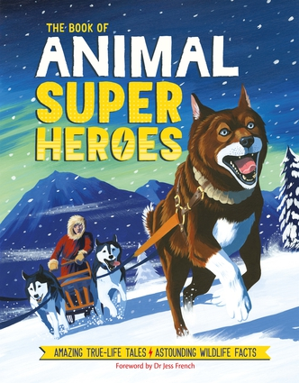 The Book of Animal Superheroes