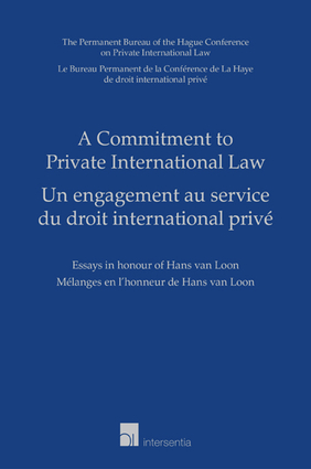 A Commitment to Private International Law