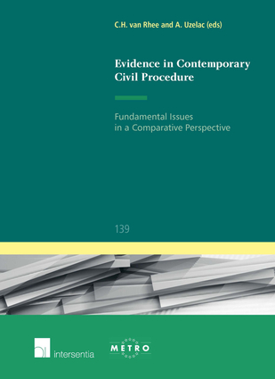 Evidence in Contemporary Civil Procedure