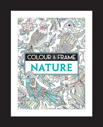Colour and Frame: Nature