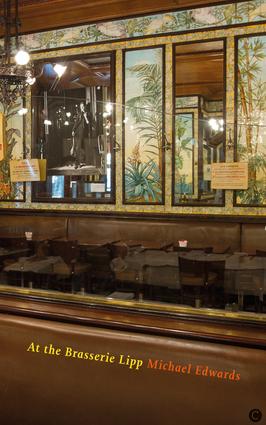 At the Brasserie Lipp