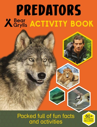 Predators Activity Book