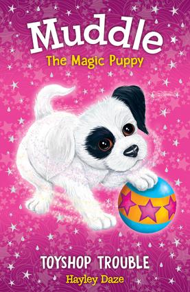 Muddle the Magic Puppy Book 2: Toyshop Trouble