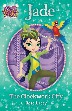 Princess Pirates Book 2: Jade The Clockwork City