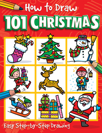 How to Draw 101 Christmas