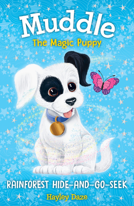 Muddle the Magic Puppy Book 4: Rainforest Hide and Seek