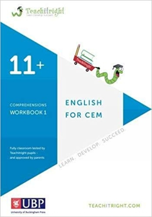 11+ Tuition Guides: Verbal Ability Comprehensions Workbook 1