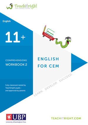 11+ Tuition Guides: Verbal Ability Comprehensions Tests Workbook 2