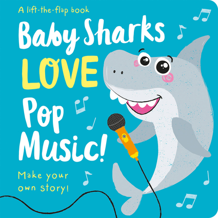 Baby Sharks LOVE Pop Music!