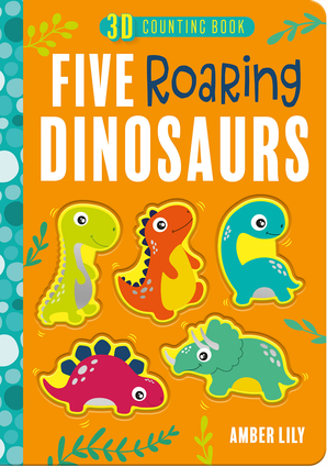 Five Roaring Dinosaurs