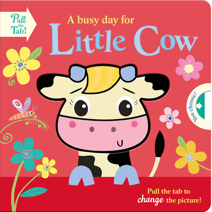 A busy day for Little Cow