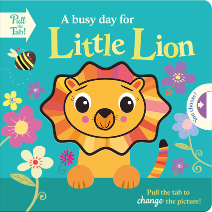 A busy day for Little Lion