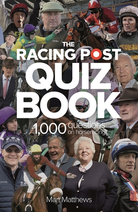 Racing Post Quiz Book