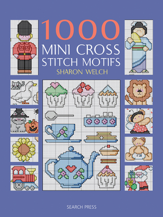 1000 Mini Cross Stitch Motifs