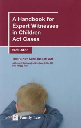 A Handbook for Expert Witnesses in Children Act Cases