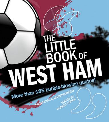 Little Book of West Ham