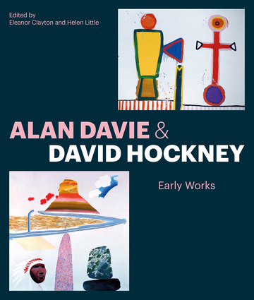 Alan Davie and David Hockney