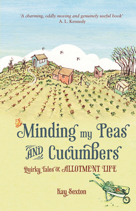 Minding My Peas and Cucumbers