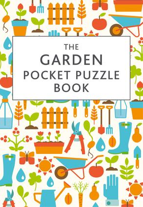 The Garden Pocket Puzzle Book