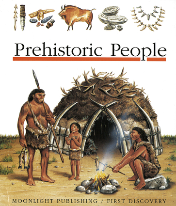 Prehistoric People Independent Publishers Group