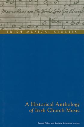 A Historical Anthology of Irish Church Music