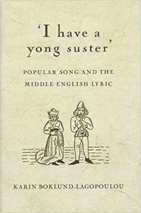 'I Have a Yong Suster'